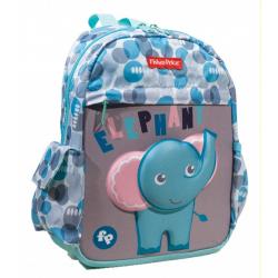 Σακίδιο πλάτης νηπιαγωγείου 3D GiM Fisher-Price® Happy Elephant