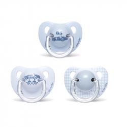 Suavinex πιπίλα Toys Blue Evolution Anatomical 0-6Μ