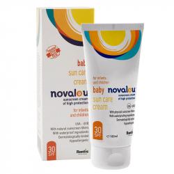 Novalou αντηλιακή κρέμα προσώπου και σώματος 100 ml