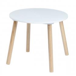 Στρογγυλό ξύλινο τραπέζι Oxybul iZibul