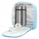 LAKEN σετ θερμός υγρών 350 ml+θερμομονωτική τσάντα Katuki Saguyaki Teddies+κουτά