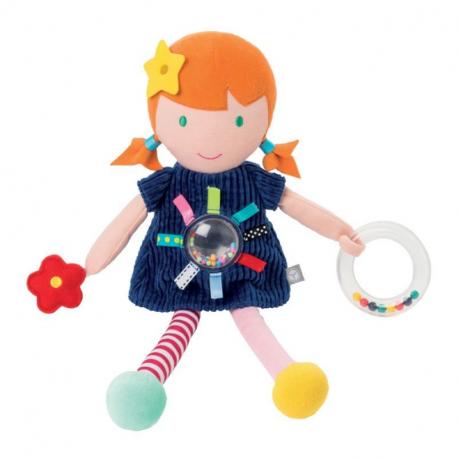 Λιζέτ κούκλα με μουσική Oxybul SENSibul