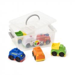 Βάζο με οχήματα Oxybul box σετ των 6