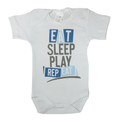 Φορμάκι εσώρουχο Bebe Cooney Eat - Sleep - Play