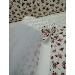 Προίκα Baby Nap Floral σετ των 3