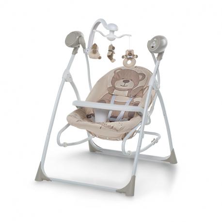 Κούνια - ριλάξ FoppaPedretti Carillon Teddy