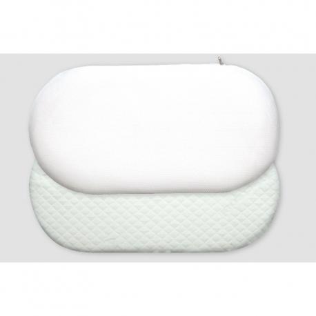 Στρώμα καλαθούνας GRECO STROM Λυδία αντιβακτηριδιακό ελαστικό (έως 40x80cm)
