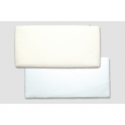 Στρώμα λίκνου GRECO STROM Θαλής με ύφασμα 3D διαπνέον (έως 50x90cm)