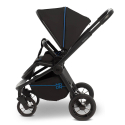 Καρότσι MOON™ ReSea Sport Blue - Black