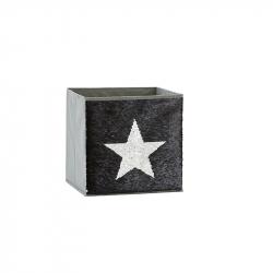 Κουτί αποθήκευσης LOVE IT STORE IT Magic Box Star 32 x 32 x 32 cm