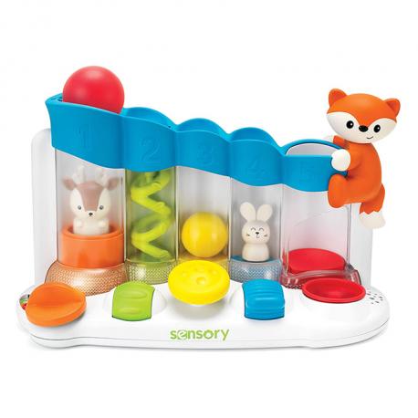 Πιανάκι με μπάλα Infantino® Sensory Ball Drop Piano
