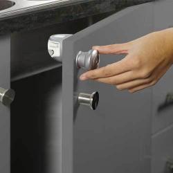 Safety 1ST μαγνητική κλειδαριά ντουλαπιών και συρταριών