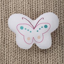 Μαξιλάρι διακοσμητικό NIMA Bebe Butterfly
