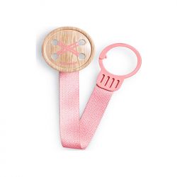 Suavinex κλιπ πιπίλας Meaningful Life Pink