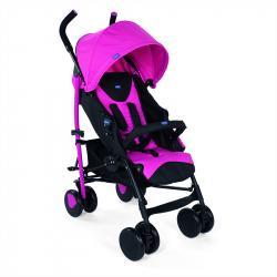 Καρότσι Chicco Echo Complete Deep Pink