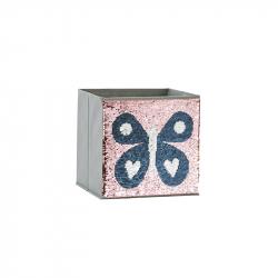 Κουτί αποθήκευσης LOVE IT STORE IT Magic Box Butterfly 32 x 32 x 32 cm
