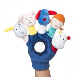 Γάντι με δαχτυλομαργιονέτες Oxybul SENSibul