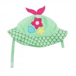Καπέλο με αντηλιακή προστασία ZOOCCHiNi™ Marietta the Mermaid 6-12 μηνών