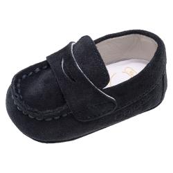 Παπούτσια αγκαλιάς δερμάτινα My First Chicco Niklas