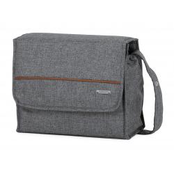 Τσάντα - αλλαξιέρα καροτσιού BEBECAR® Carre Bag KA908
