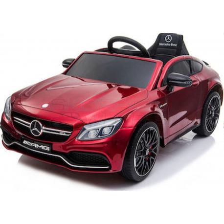 Ηλεκτροκίνητο αυτοκίνητο SKORPION WHEELS Mercedes Benz C63 Original 12V