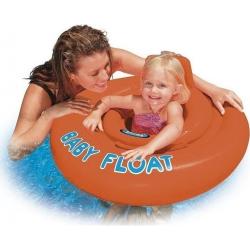 Φουσκωτό κάθισμα - σαμπρέλα θαλάσσης INTEX Baby Float 1-2 ετών