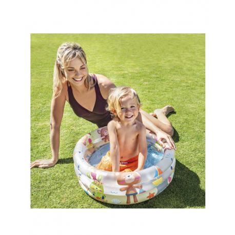 Φουσκωτή πισίνα INTEX Beach Buddies 1-3 ετών
