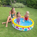 Φουσκωτή πισίνα INTEX Wild Geometry 2+ ετών
