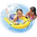 Φουσκωτή σανίδα κολύμβησης INTEX Pool School™ Kick Board Step 3 3+ ετών