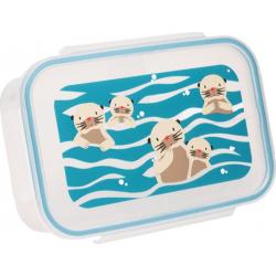 Sugarbooger® δοχείο αποθήκευσης και μεταφοράς φαγητού Good Lunch® Baby Otter
