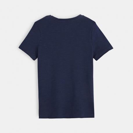 Okaidi Μπλούζα μονόχρωμη