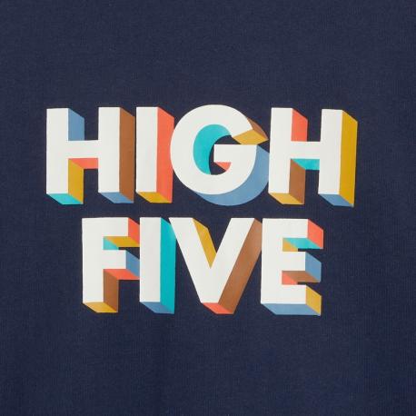 "Okaidi T-shirt a message ""High Five"""