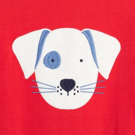 Okaidi T-shirt a motif animal