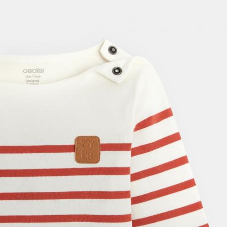 Obaibi T-shirt marini+ρre
