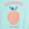 Okaidi T-shirt fruit a sequins