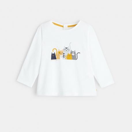 Okaidi T-shirt chats