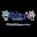 OLAY SOCKS Logo