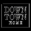 DOWN TOWN HOME Logo